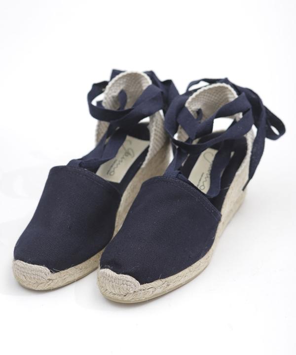 Maypol Shoes White Tie