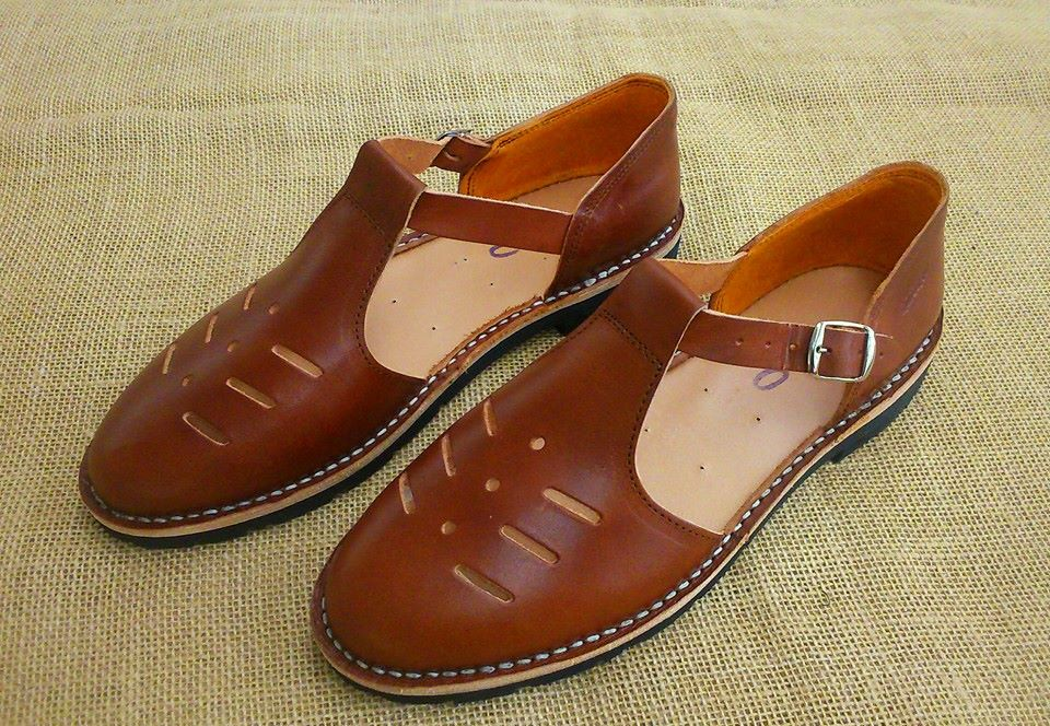 Leather Sandal Women's 151 Sol Rosbrav Handsewn k8wOPXn0